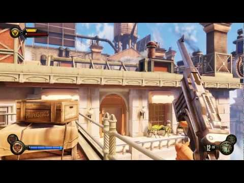 BioShock Infinite on Intel HD 3000 |