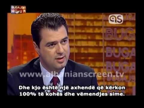 """""""Bugajski Hour"""", intervistë me Kryetarin e Bashkisë së Tiranës, Lulëzim Basha"""