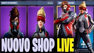 SERVER PRIVATI FORTNITE ITA LIVE SHOP 15 MAY 2019 - 80 ABBONATI REGALO 2 SKIN 72/80!