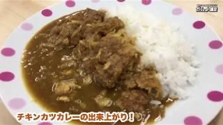 【動画】近未来の食卓? アマノフーズのフリーズドライ食品『チキンカツカレー』を作って食べてみた