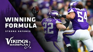 Winning Formula: Can The Minnesota Vikings Defense Continue To Take During The Giving Season?