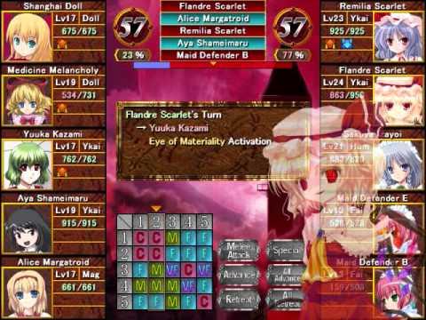 Sengoku Gensokyo GST - Septette for the Dead Princess ~ Sengoku Arr. ~