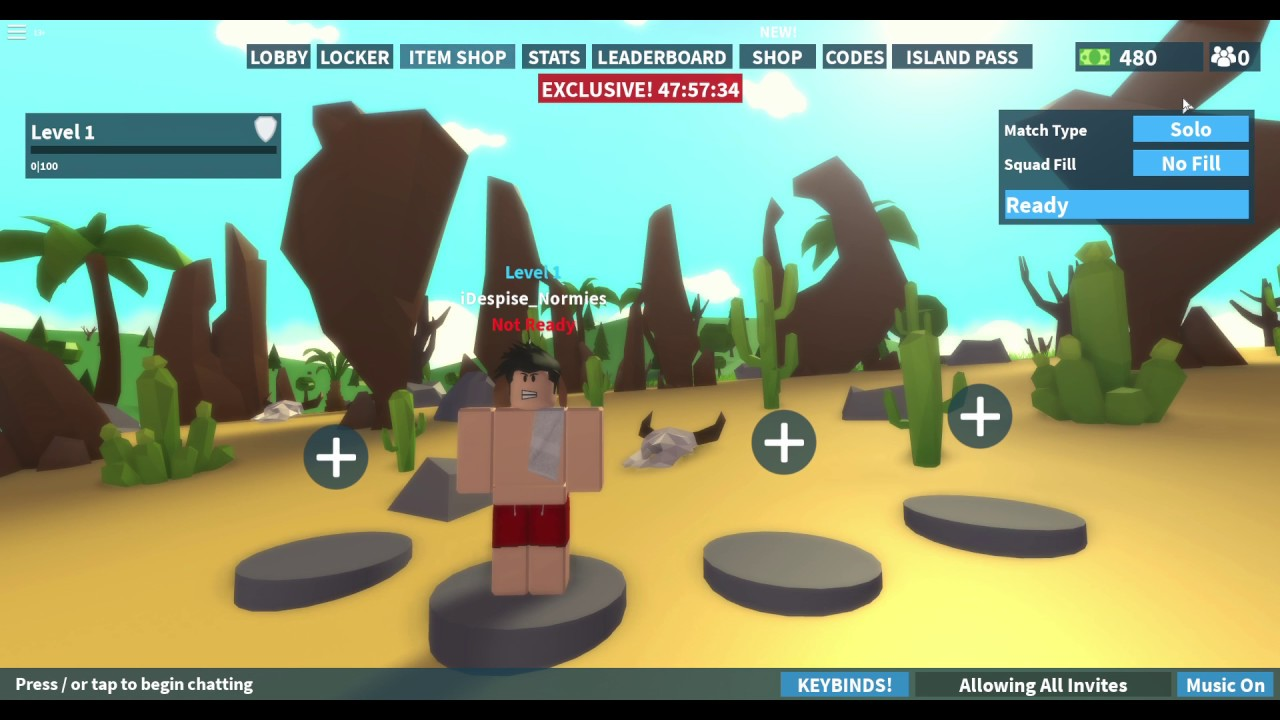 🏷 Codes for roblox island royale october 2018 | [CODES] How to