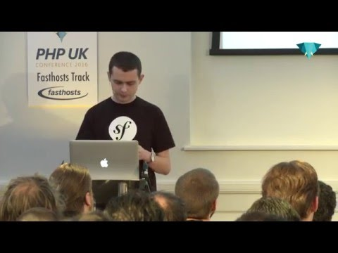 PHP UK Conference 2016 - Szymon Skórczyński - Docker & PHP development and deployment