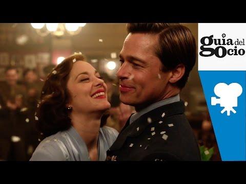 Aliados ( Allied ) - Trailer español