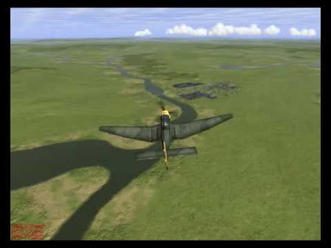 Learning by doing: Ju-87B Angriff