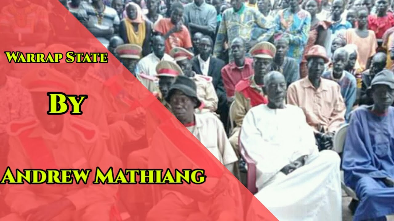 Download WARRAP STATE BY ANDREW MATHIANG