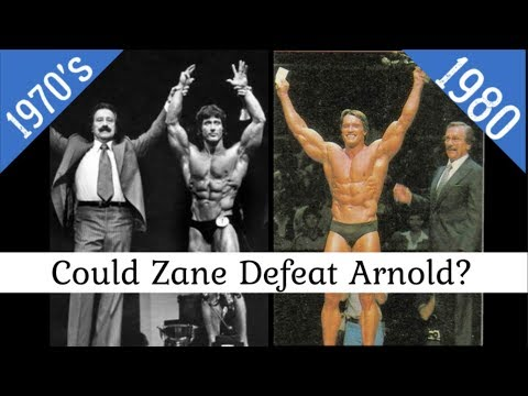 Would The *1980 Arnold Schwarzenegger* Defeat The *1979 Frank Zane*?