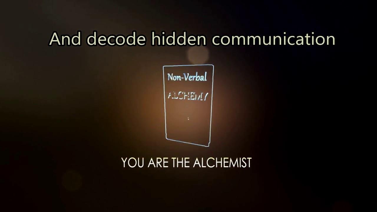 Non-Verbal Alchemy