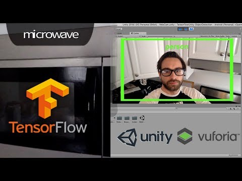 Let's Make An AUGMENTED REALITY app with TENSORFLOW and MACHINE LEARNING!