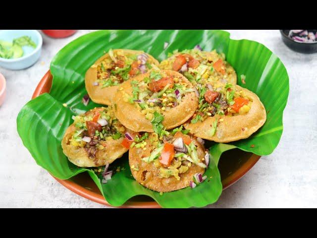ঢাকাই ভেলপুরি রেসিপি(১০০% মামাদের ভেলপুরির মতো স্বাদ)| Bhel Puri/Velpuri Recipe | Dhakaiya Bhel Puri