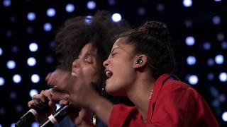 Ibeyi - Away Away (Live on KEXP)