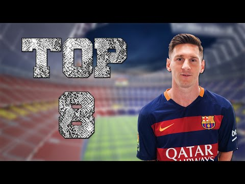 Top 8 | Clubes Que Intentaron Fichar a Leo Messi | JoséStudio!