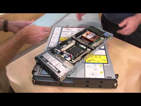 Lenovo ThinkSystem SD530 Server Video Walkthrough