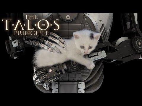 The Talos Principle - Official Teaser Trailer