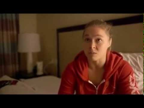 """Ronda Rousey on her physique/ """"Do Nothing Bitches"""""""