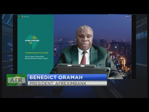 The Afreximbank African Trade Report Launch 2020