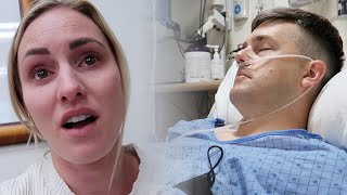 HIP SURGERY Suddenly Takes An Emotional Turn  Ellie and Jared