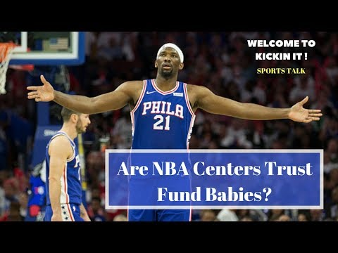 Are NBA Centers Trust Fund Babies?