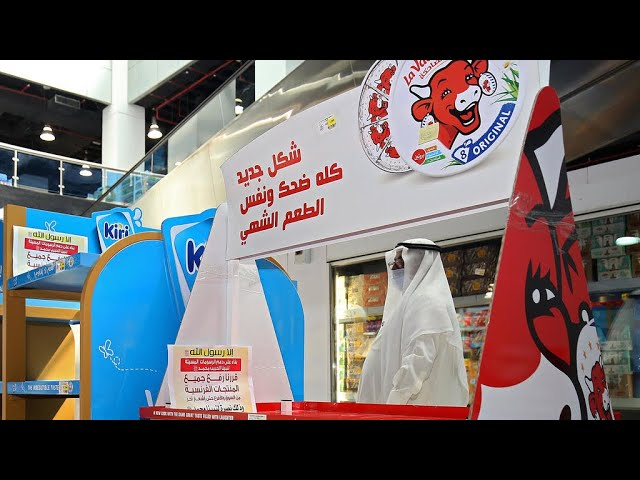 France urges Arab countries to stop boycott of French products