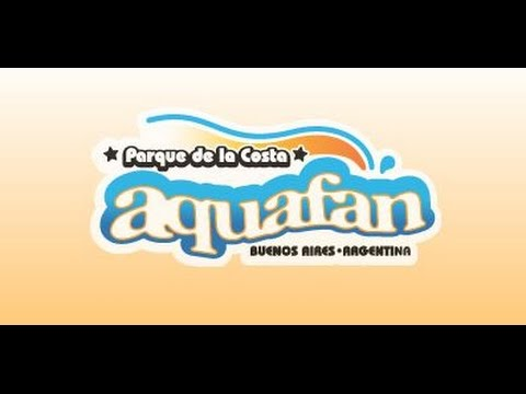AquaFan | Parque De La Costa | Diciembre 2014