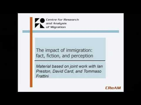 The impact of immigration: fact or fiction? (20 Mar 2014)