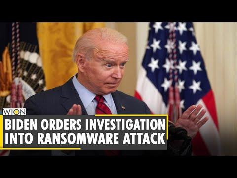Ransomware Attack: US President Joe Biden orders probe