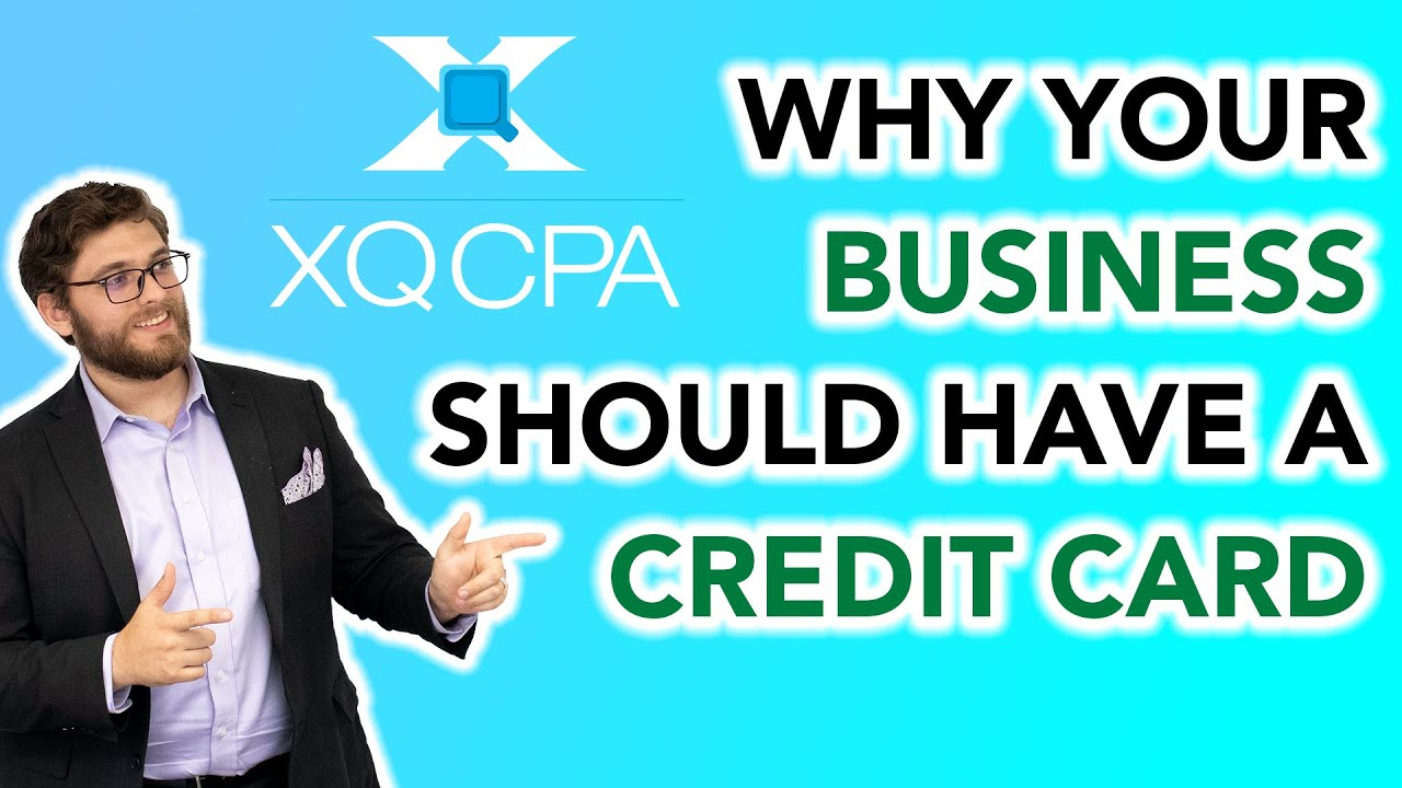 Why Should You Have a Credit Card For Your Business?