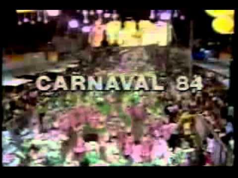 Intervalo da TV Manchete - Carnaval 1984 (1)