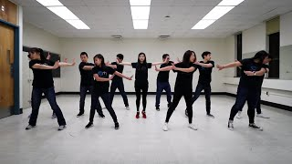 AACF Dance Practice | Control (Somehow You Want Me)