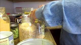 Meals In A Jar: Chicken Veggie Noodle Casserole