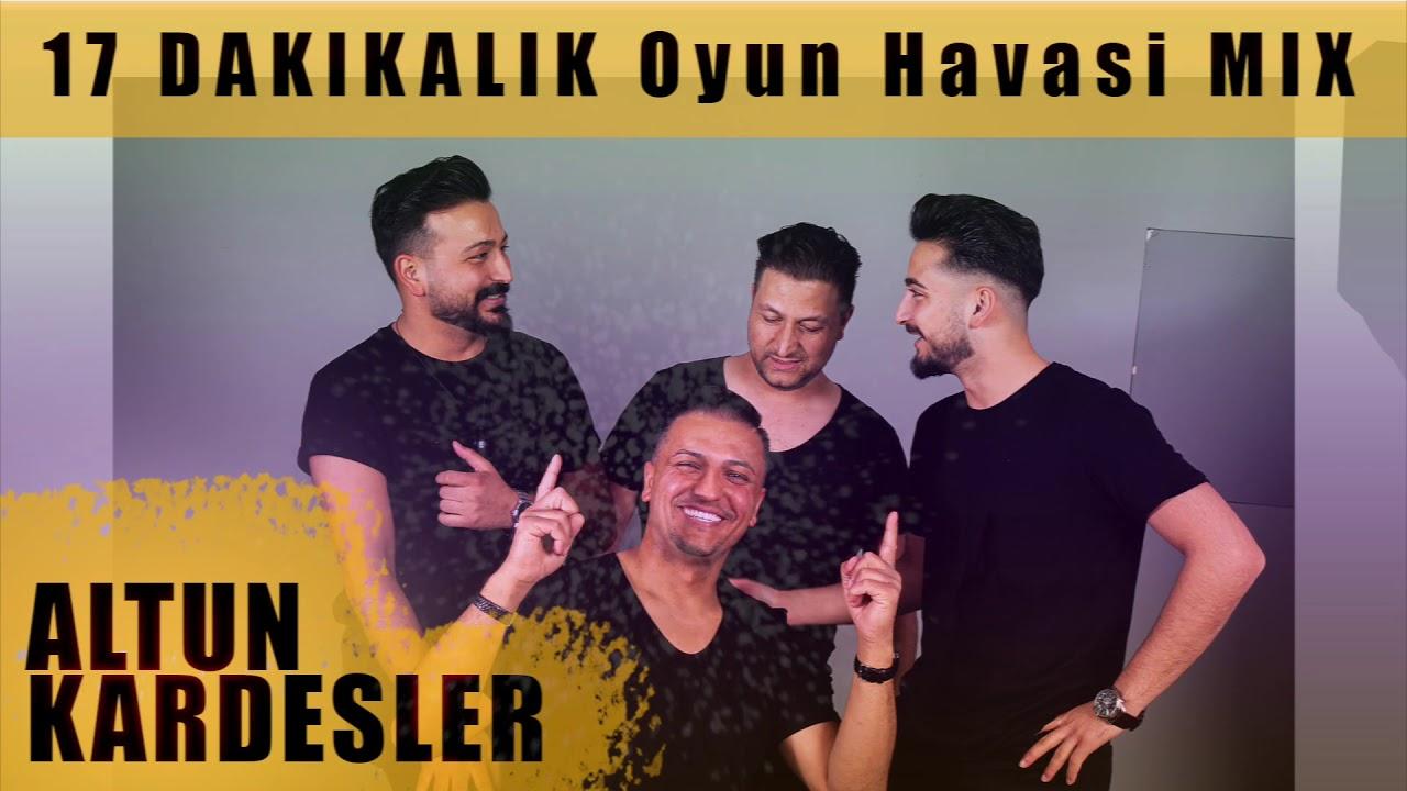 16 Dakikalik Full Oyun Havasi Mix - Bahca Duvarindan Asdim - Grup Altun Kardesler