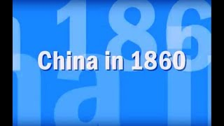 China in 1860