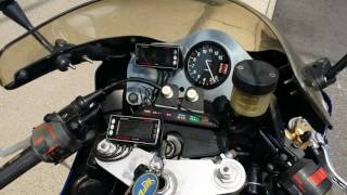NS400R  jimlomas exhaust  sound