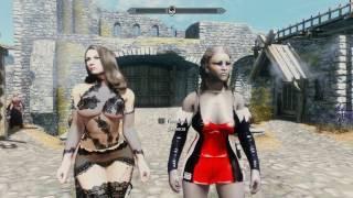 Estrus Mimics for Skyrim мод на коварные ловушки
