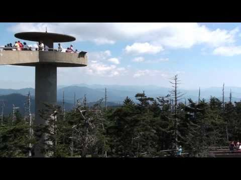 Clingmans Dome - Great Smoky Mountains Trip 2010