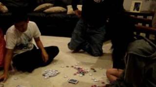Late nite gambling at Tony Du 's with Asian Mafia