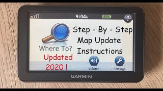 Garmin GPS Map Updates / Garmin Express 2020 screenshot 5