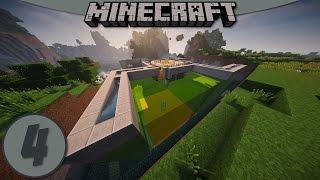 Quad Chunk Iron Golem Slime Farm - Minecraft Invention Showcase E4