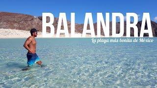 Video Balandra - La Playa más bonita de México download MP3, 3GP, MP4, WEBM, AVI, FLV April 2018