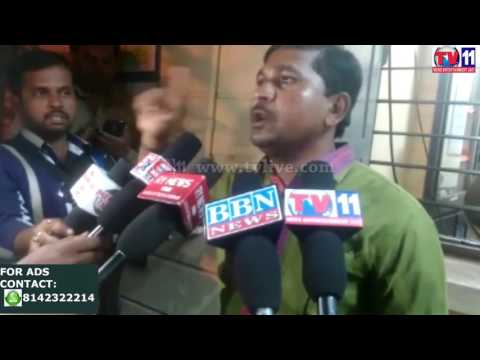 FINANCIER ATTACK ON MEDIA AT BEGAMBAZAR PS LIMIT TV11 NEWS 25TH MAR 2017