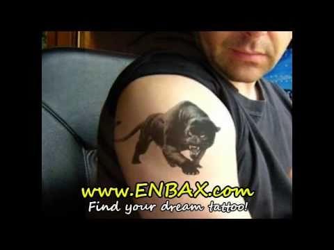 Panther Tattoo, Tattoos Designs