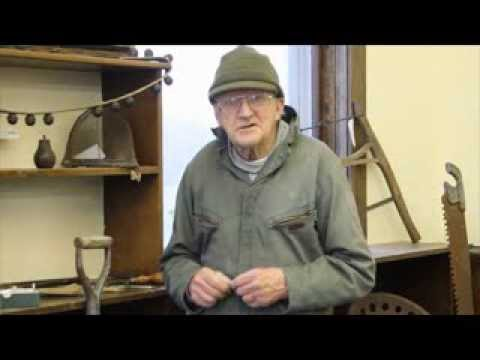 Old Farm Tools with Sheldon Roningan