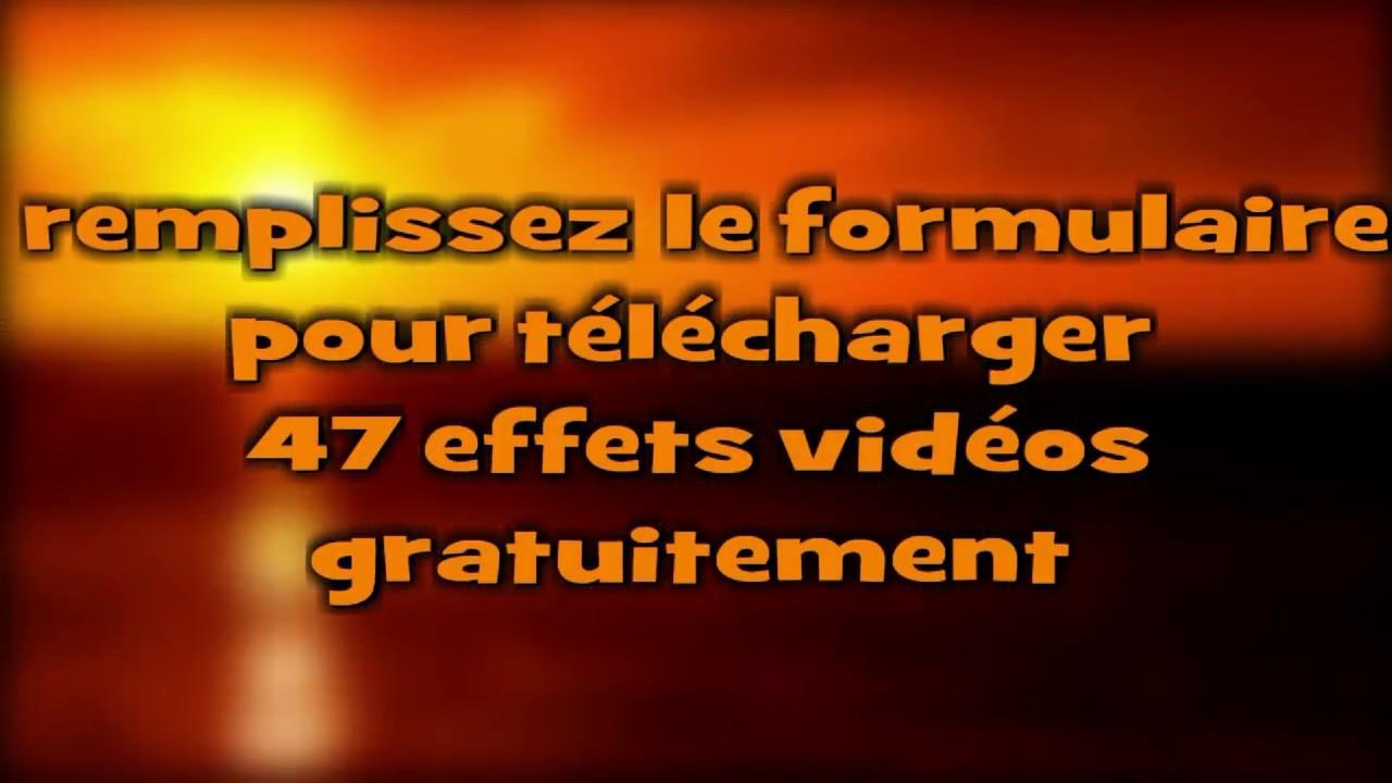 GRATUIT TÉLÉCHARGER TRUCAGE VIDEO
