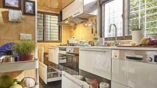 [廚房改造]姊弟攜手,將傳統灶咖變身自然風美型廚房