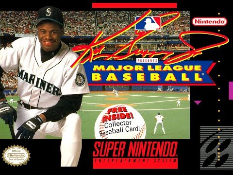 Is Ken Griffey Jr. Presents Major League Baseball Worth Playing Today? - SNESdrunk