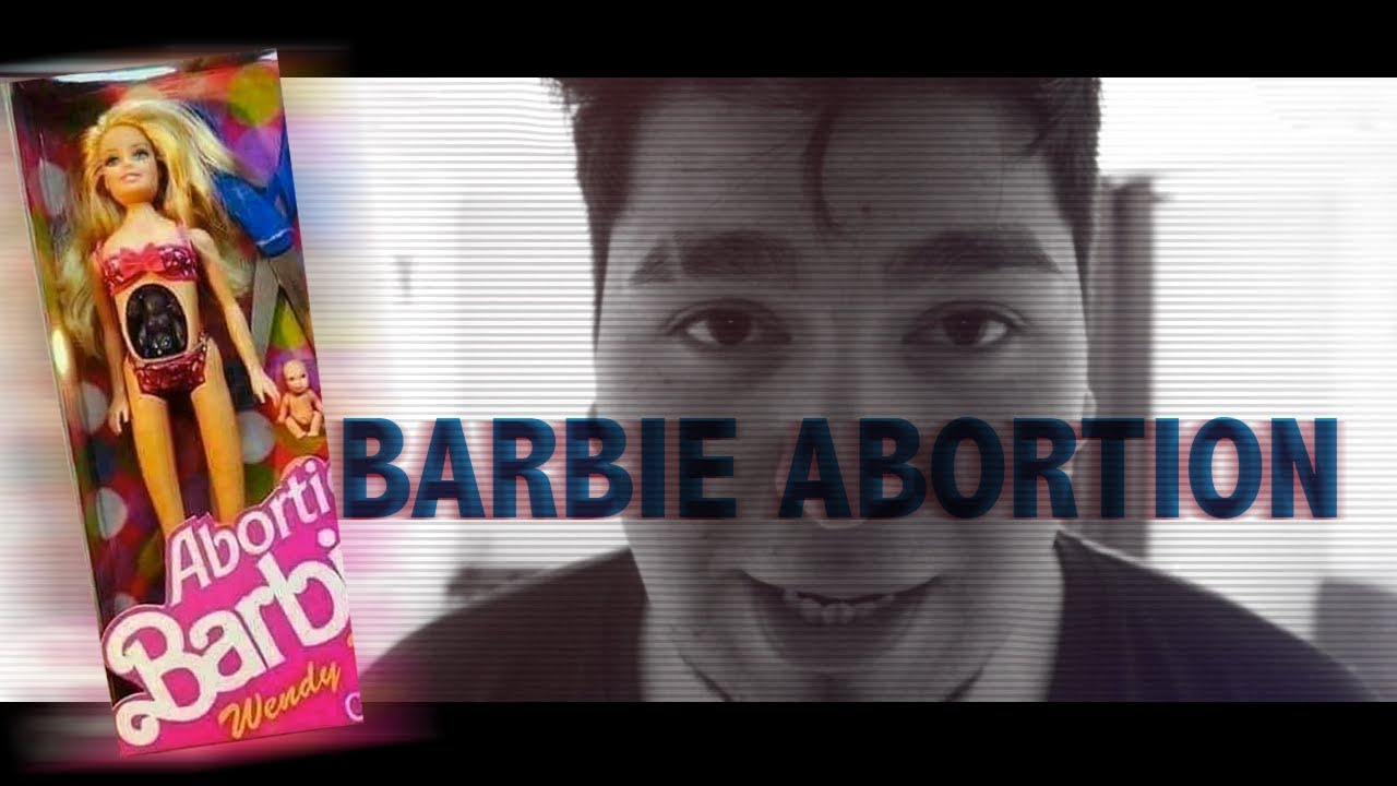 abortion barbie poster attack - 1280×720