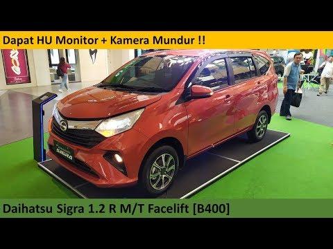 Daihatsu Sigra 1.2 R M/T Facelift [B400] review - Indonesia