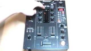 PIONEER DJM 400 dj школа ( DJFAMILY / ARMA )(Ознакомительное видео с пультом кампании pioneer DJM-400., 2009-05-29T15:03:27.000Z)