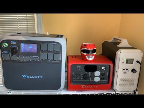 Solar generators VS solar panels ☀️